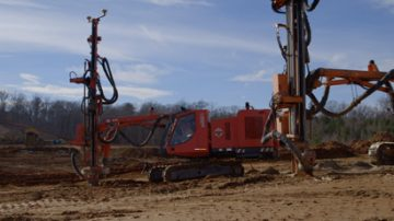 Drilling and Piling